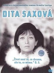 Dita Saxová locandina