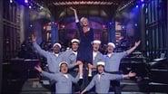Helen Mirren with Foo Fighters