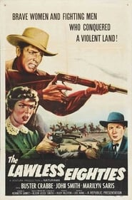 poster do The Lawless Eighties