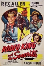 Plakat Rodeo King and the Senorita