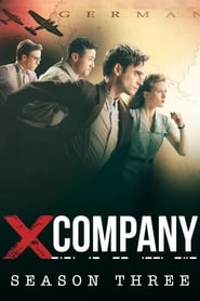 X Company streaming saison 3
