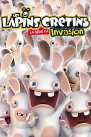 serie Les Lapins Crétins : Invasion streaming