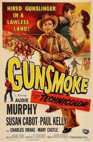 poster do Gunsmoke