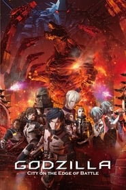 Godzilla: City on the Edge of Battle (2018) 720p NF WEB-DL 800MB Ganool