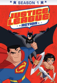 Streaming Justice League Action poster