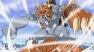 Zudomon, The Iron Hammer of Lightning