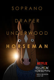 Streaming BoJack Horseman poster