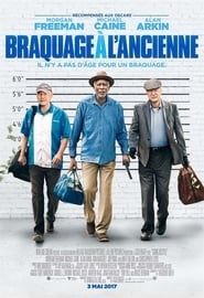Braquage à l'ancienne movie poster