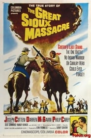 poster do The Great Sioux Massacre