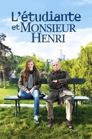 L'étudiante et Monsieur Henri Poster