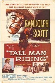 Affiche de Film Tall Man Riding