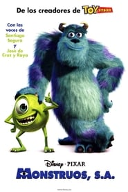 Monsters INC Película Completa HD 1080p [MEGA] [LATINO]