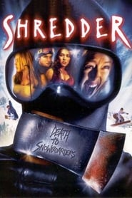 Shredder Full Movie netflix