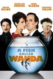 Locandina del film Un pesce di nome Wanda