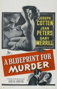 poster do A Blueprint for Murder