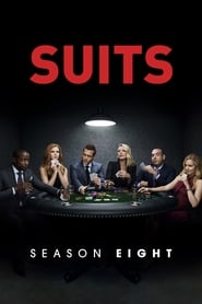 Suits S08E01 – Right-Hand Man poster