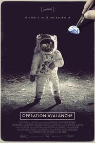 OPERATION AVALANCHE (2016) [BLU-RAY] (1080P)