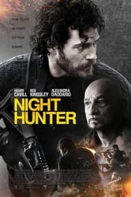 Night Hunter movie poster