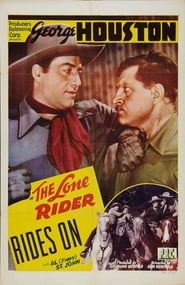 Photo de The Lone Rider Rides On affiche