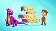 Pups Save a Playful Dragon