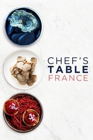 Streaming Chef's Table poster