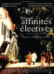 The Elective Affinities Film Plakat