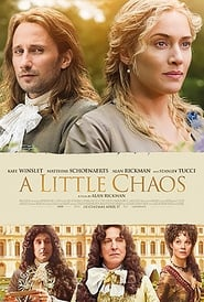 poster de A Little Chaos