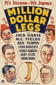 Affiche de Film Million Dollar Legs