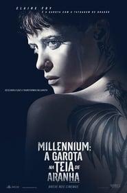 Millennium: A Garota na Teia de Aranha Dublado Online