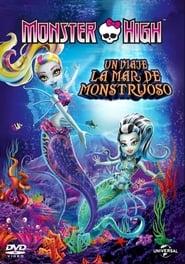 Monster High: Un viaje la mar de monstruoso (2016)
