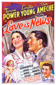 Affiche de Film Love Is News