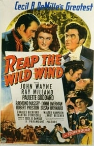 Plakat Reap the Wild Wind