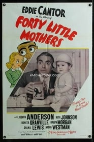 Forty Little Mothers Poster
