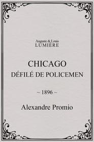 Chicago, défilé de policemen