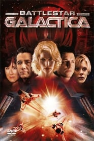 Battlestar Galactica 2003 movie poster