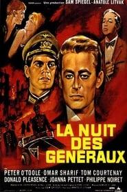 La nuit des généraux en streaming