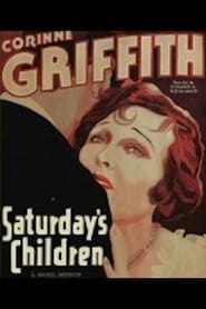 Saturday's Children Film Plakat