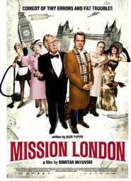 Mission London affisch