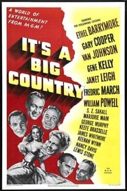 It's a Big Country Poster