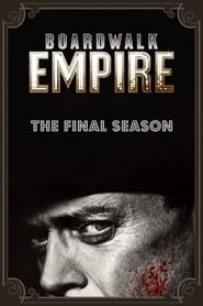 Streaming Boardwalk Empire poster