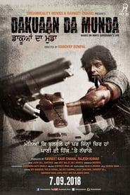 Dakuaan Da Munda 2018 Punjabi 720p HEVC WEB-DL x265 550MB
