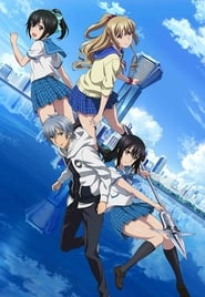 Streaming Strike the Blood poster