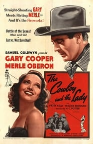poster do The Cowboy and the Lady