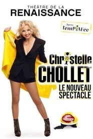 Christelle Chollet à l'Olympia !