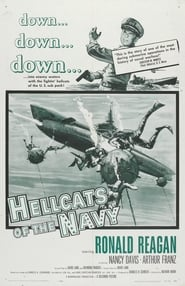 Póster Hellcats of the Navy