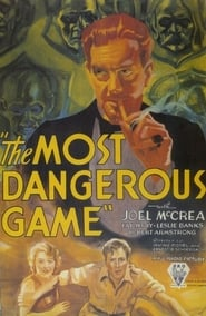 The Most Dangerous Game poster