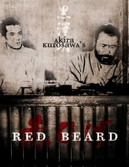Affiche de Film Red Beard