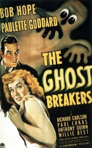 The Ghost Breakers Poster
