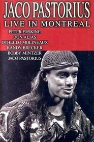 Jaco Pastorius: Live in Montreal