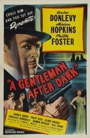 A Gentleman After Dark affisch